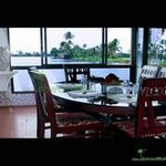 House Boat Dinning Hall