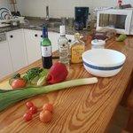 Kitchen. Bungalows El Trigal #5