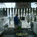 Kay K IV fishing trip July 2014