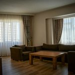 Living room - Family Suite