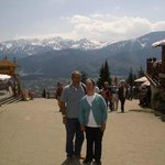 Tatra Mountains in background