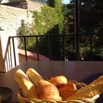Alfresco Breakfast