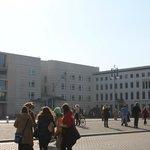 Puerta de Brandenburgo-Oso de Berlín