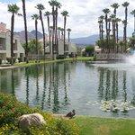 Lake view of Desert Breezes property