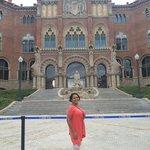 Maravillosa aquitectura Amo a Barcelona