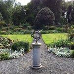 Achamore walled garden July 2014