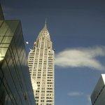Blick aufs Crysler Building