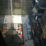 Blick aus dem 32.Stock