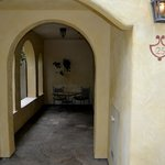 Room 25 - 1st floor patio