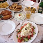 Foto de Georgias Traditional Taverna