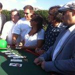 Animation casino à bord le 14 juillet