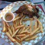 cuisse de canard