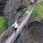 Carrick-a Rede rope bridge