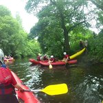 Kayaking with Rapid Horizons on the River Derwent