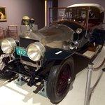 1924 Martin Wasp Touring Car