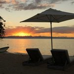 Sunset at Tides Reach