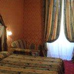 Nosso quarto hotel residence antica