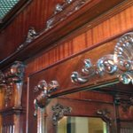 Elevator woodwork