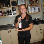 Our wine expert :-)