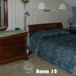 Room 12 at the Colonial Inn & Motel