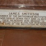 About James Smithson