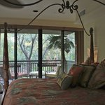 Master Suite and View