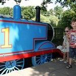 It's really Thomas!