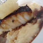 Cabillaud risotto