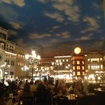 The Venetian Hotel, view from Otto Enoteca Pizzeria.