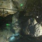 Inside Cave tour