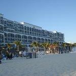 Playa del hotel e inmediaciones