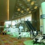 Zona de convenciones