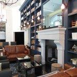 The Study - feels like a living room