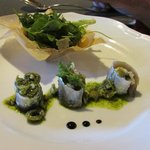 Sardines a la provence