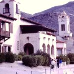 Scotty's Castle, Death Valley National Park, Ca