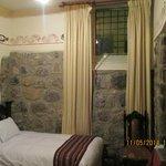 Room #8 2 single beds ok..........