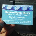 Please contact him whenever you come visiting Santorini :))