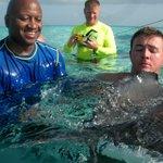 Calvin Smith on Six Senses Cayman Eco Tour