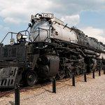 1 of 8 Remaining UP Big Boy Locomotives