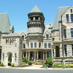 Front entrance to Reformatory