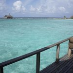 View of Baan Huraa from our deck