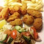fried scampi