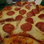 Medium pizza