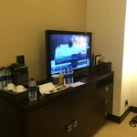 TV and Dresser in room