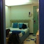 The double standard bedroom