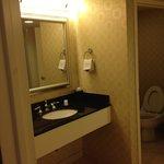 bathroom sink two