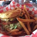 great burger!