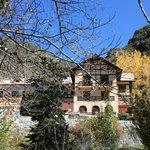 El famoso exhotel de la Reserva Natural Villavicencio