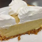 Made from scratch Key Lime Pie!