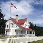 B &B that was once the Assistant lightkeepers home